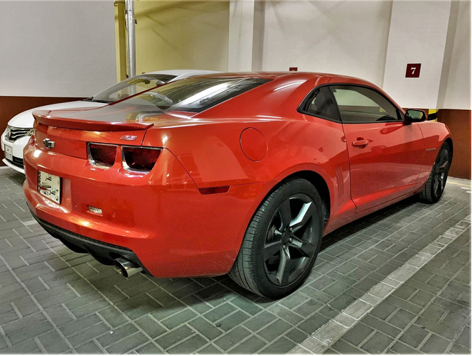 Used Chevrolet Camaro For Sale in Doha-Qatar #5046 - 1  image