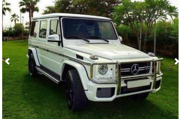 Used Mercedes-Benz G Class For Sale in Doha-Qatar #5056 - 1  image