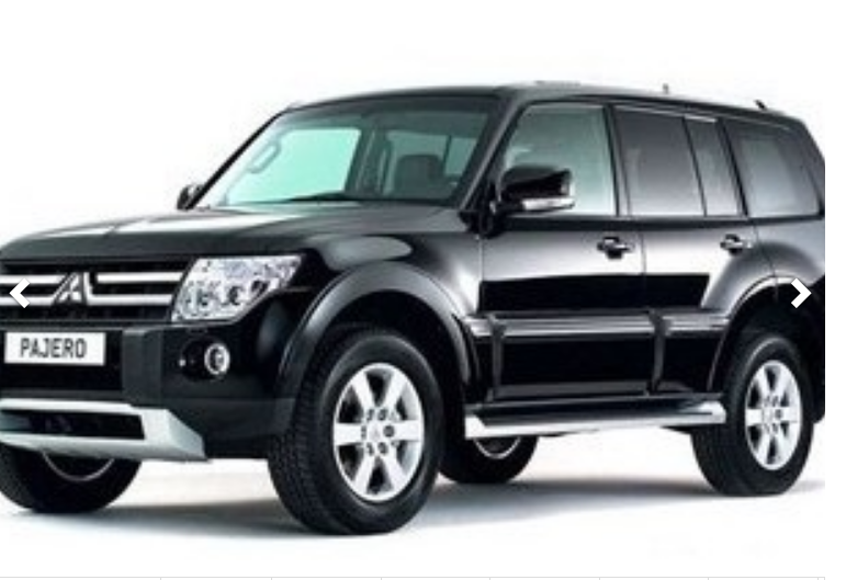 Used Mitsubishi Pajero For Rent in Doha-Qatar #5057 - 1  image