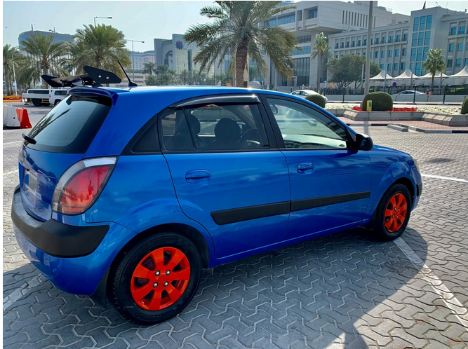 Used Kia Rio For Sale in Doha-Qatar #5077 - 1  image