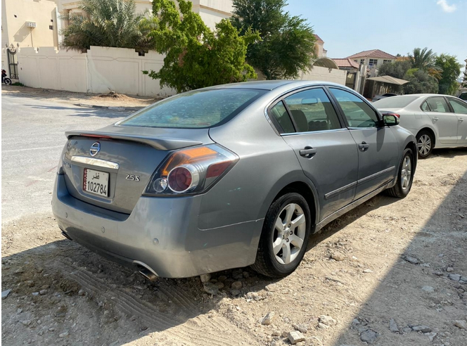 Used Nissan Altima For Sale in Doha-Qatar #5080 - 1  image