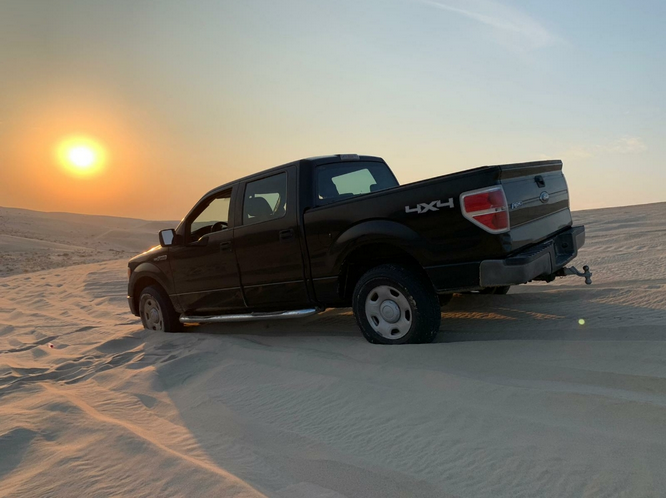 Used Ford F150 For Rent in Doha-Qatar #5110 - 1  image