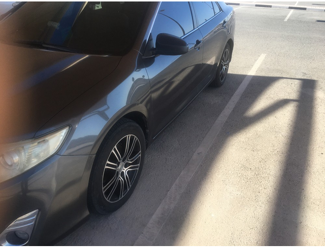 Used Toyota Camry For Rent in Doha-Qatar #5111 - 1  image