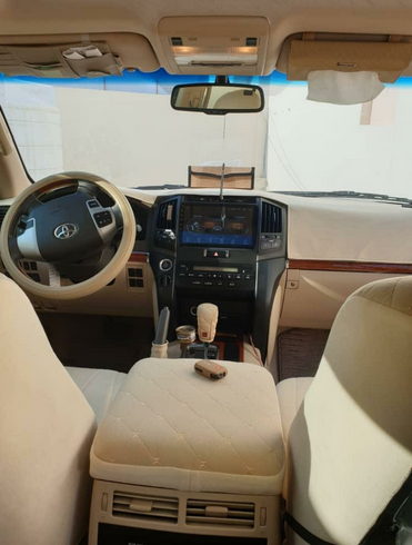Used Toyota Land Cruiser For Rent in Doha-Qatar #5112 - 3  image