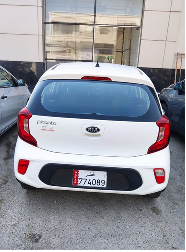 Used Kia Picanto For Rent in Doha-Qatar #5115 - 1  image