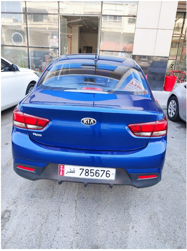 Used Kia Rio For Rent in Doha-Qatar #5116 - 1  image