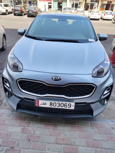 Used Kia Sportage For Rent in Doha-Qatar #5117 - 1  image