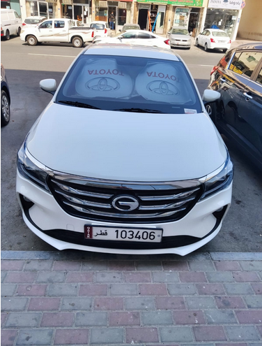 Used GAC GA4 For Rent in Doha-Qatar #5118 - 2  image
