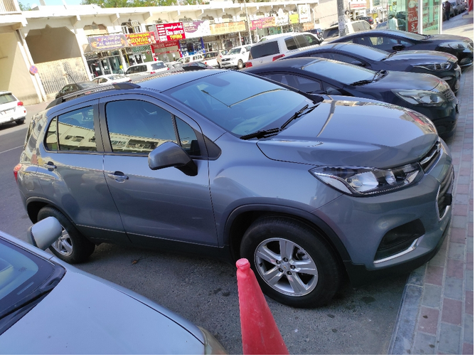 Used Chevrolet Trax For Rent in Doha-Qatar #5120 - 1  image