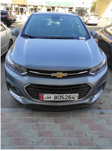 Used Chevrolet Trax For Rent in Doha-Qatar #5120 - 3  image