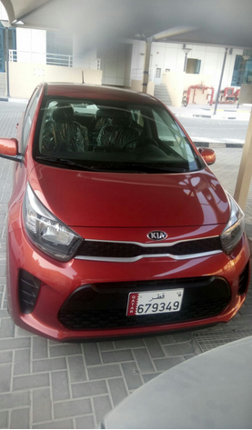 Brand New Kia Picanto For Rent in Doha-Qatar #5122 - 1  image