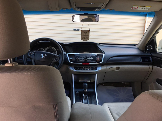 Used Honda Accord For Sale in Doha-Qatar #5148 - 1  image