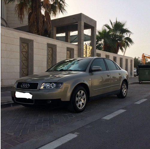 Used Audi A4 For Sale in Doha-Qatar #5162 - 1  image