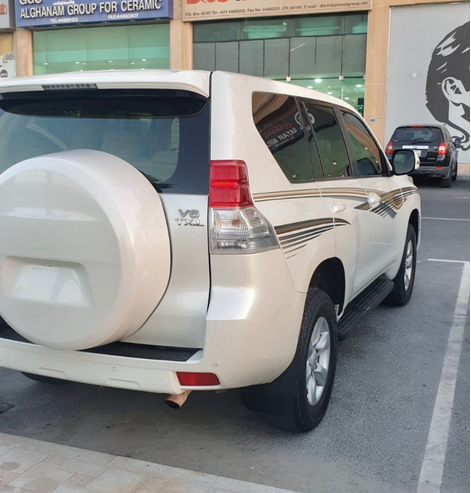 Used Toyota Prado For Sale in Doha-Qatar #5170 - 1  image