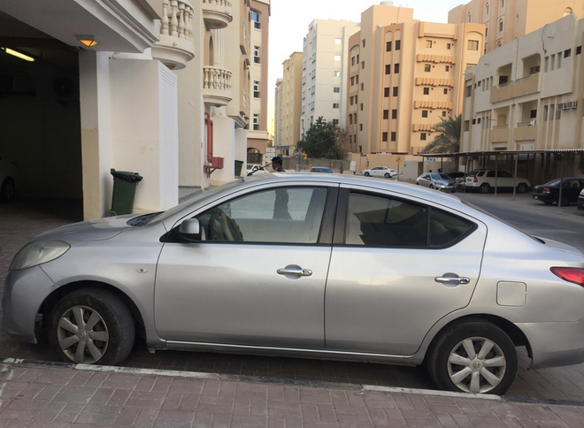 Used Nissan Sunny For Sale in Doha-Qatar #5187 - 1  image