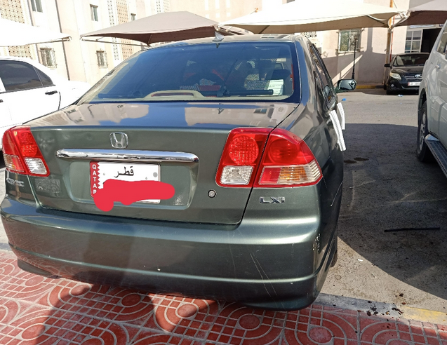 Used Honda Civic For Sale in Lusail , Doha-Qatar #5204 - 1  image