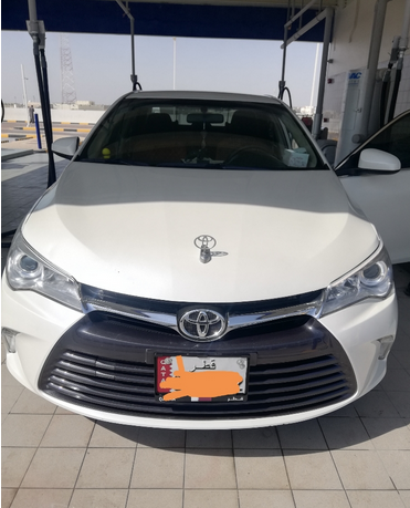 Used Toyota Camry For Sale in Doha-Qatar #5205 - 1  image