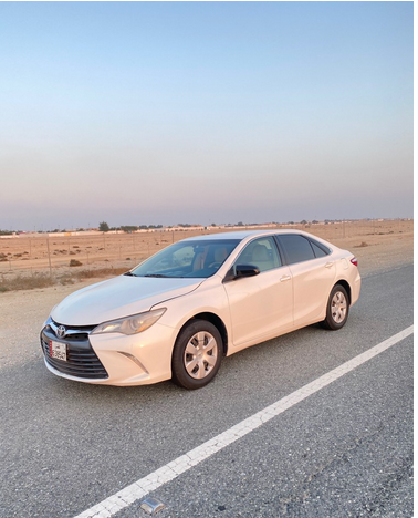 Used Toyota Camry For Sale in Doha-Qatar #5206 - 1  image