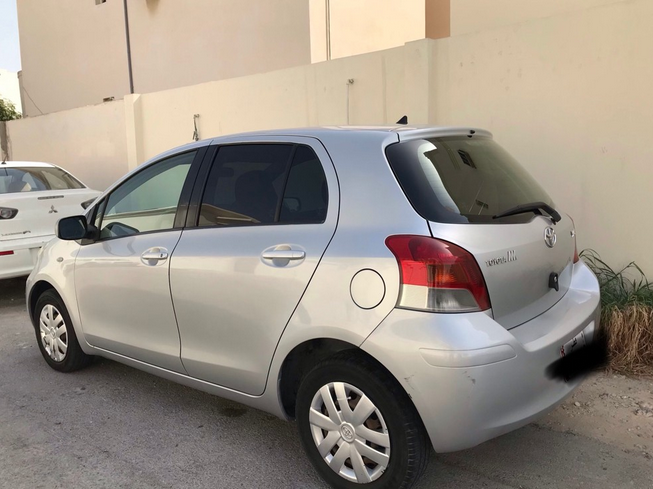 Used Toyota Yaris For Sale in Doha-Qatar #5211 - 4  image