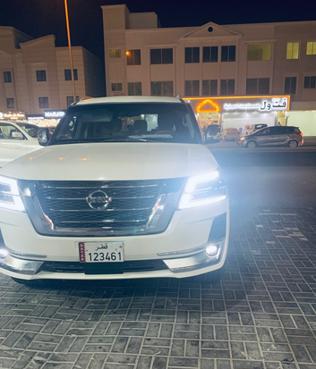 Used Nissan Patrol For Sale in Doha-Qatar #5265 - 1  image