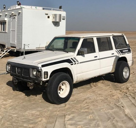 Used Nissan Patrol For Sale in Doha-Qatar #5270 - 1  image