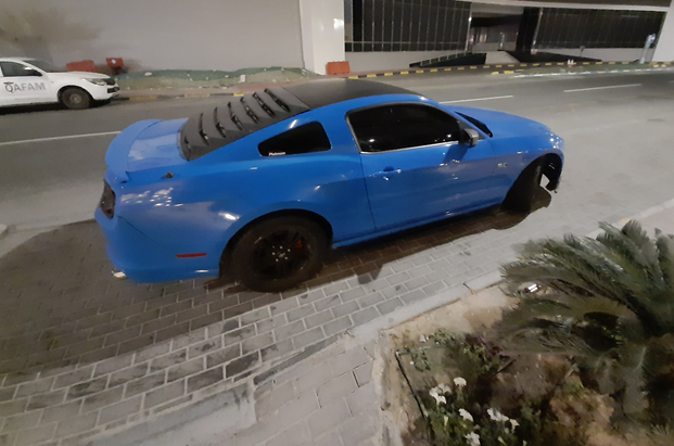 Used Ford Mustang For Sale in Doha-Qatar #5336 - 1  image