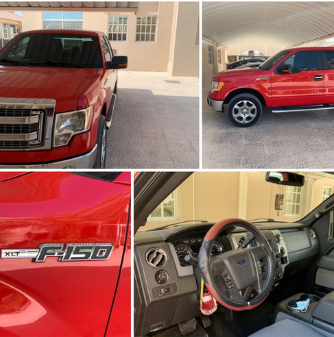 Used Ford F150 For Sale in Doha-Qatar #5338 - 1  image