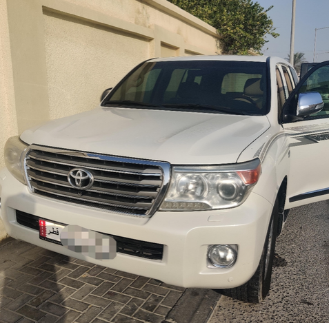 Used Toyota Land Cruiser For Sale in Doha-Qatar #5341 - 1  image