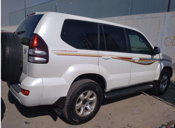 Used Toyota Prado For Sale in Doha-Qatar #5346 - 1  image