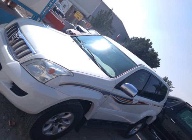 Used Toyota Prado For Sale in Doha-Qatar #5346 - 2  image