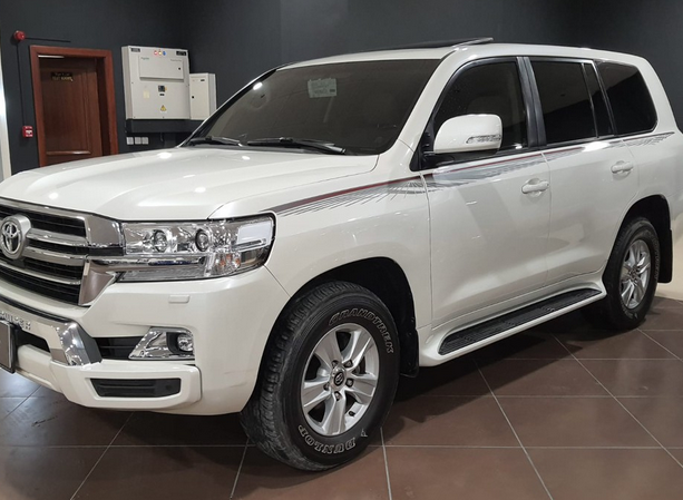 Used Toyota Land Cruiser For Sale in Doha-Qatar #5348 - 1  image