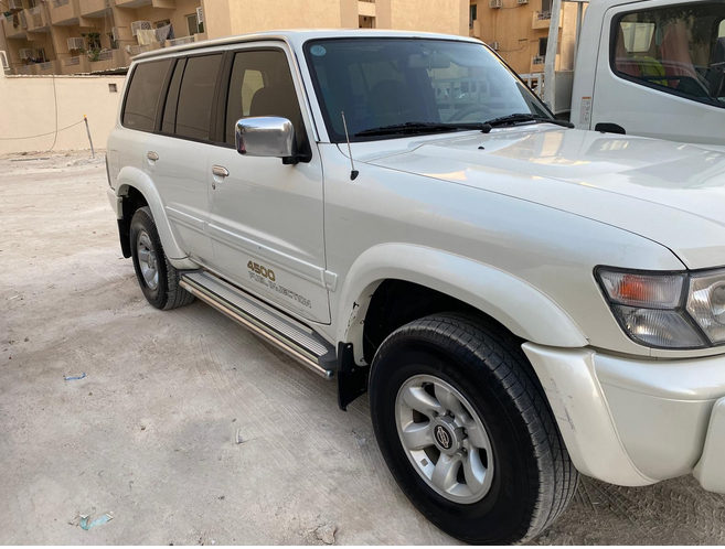 Used Nissan Patrol For Sale in Doha-Qatar #5362 - 1  image