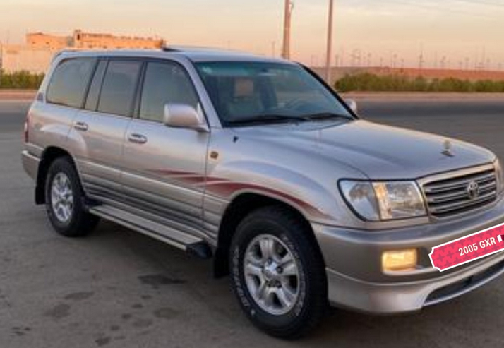 Used Toyota Land Cruiser For Sale in Doha-Qatar #5379 - 1  image
