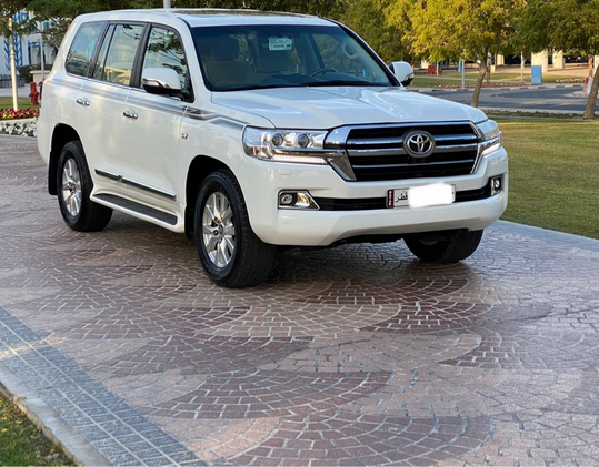 Used Toyota Land Cruiser For Sale in Al Wakrah #5490 - 1  image