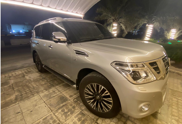 Used Nissan Patrol For Sale in Doha-Qatar #5551 - 2  image
