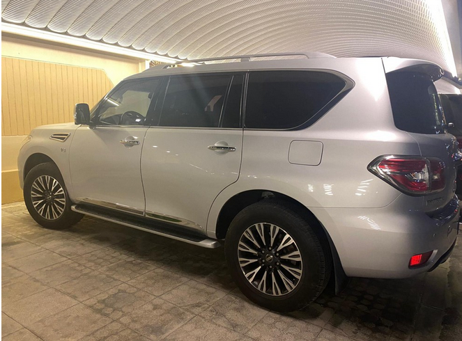 Used Nissan Patrol For Sale in Doha-Qatar #5551 - 3  image