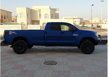 Used Toyota Tundra For Sale in Doha-Qatar #5604 - 2  image