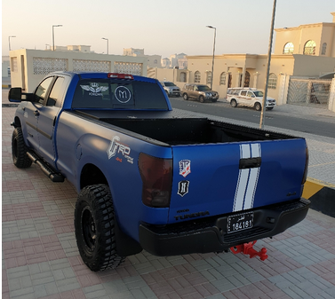 Used Toyota Tundra For Sale in Doha-Qatar #5604 - 4  image