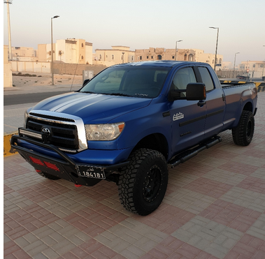 Used Toyota Tundra For Sale in Doha-Qatar #5604 - 6  image
