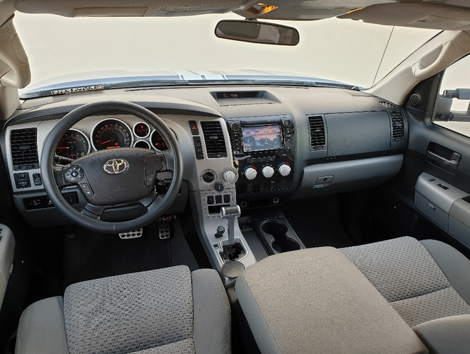 Used Toyota Tundra For Sale in Doha-Qatar #5604 - 7  image