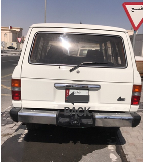 Used Toyota Land Cruiser For Sale in Doha-Qatar #5611 - 1  image