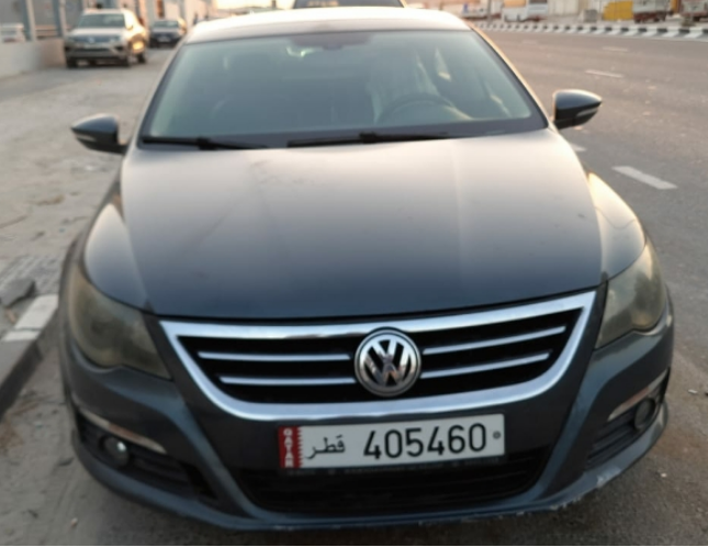 Used Volkswagen CC For Sale in Doha-Qatar #5756 - 2  image