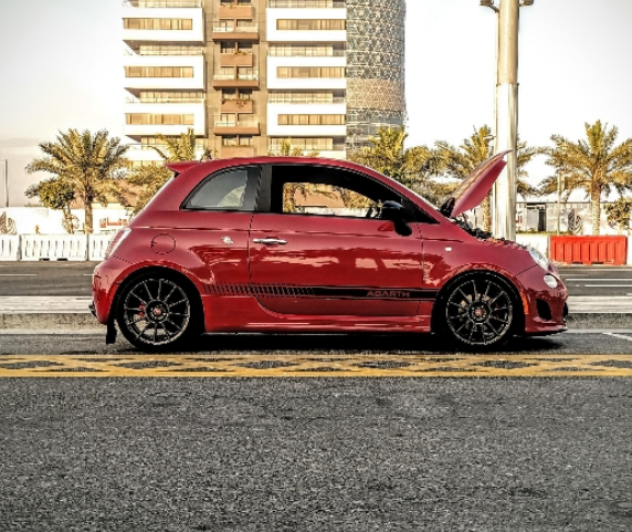Used Fiat Abarth For Sale in Doha-Qatar #5773 - 1  image