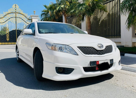 Used Toyota Camry For Sale in Doha-Qatar #5798 - 1  image