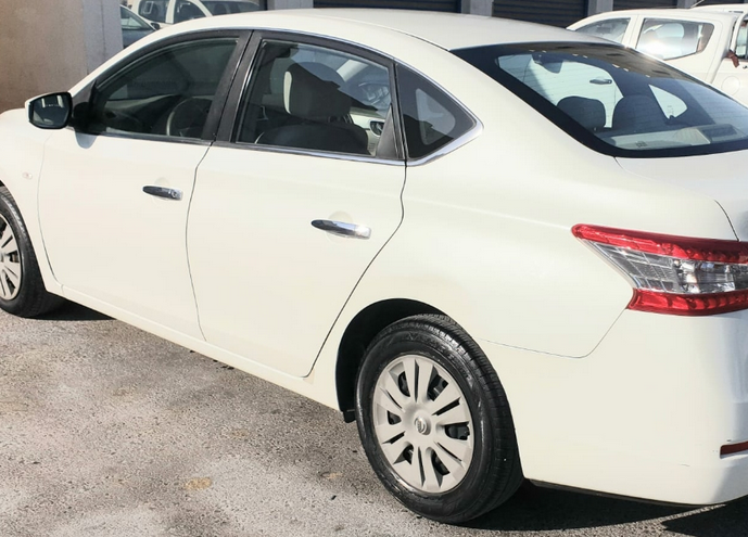 Used Nissan Sentra For Sale in Doha-Qatar #5817 - 1  image