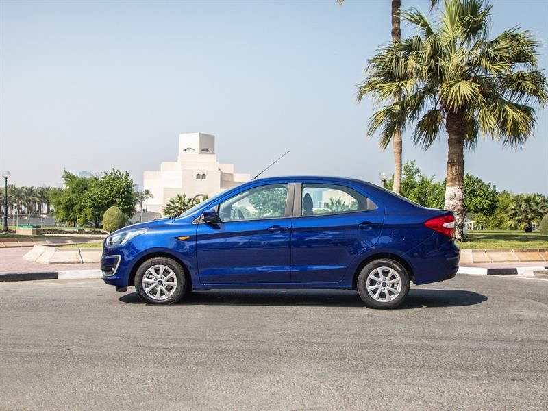 Used Ford Figo For Rent in Doha-Qatar #6329 - 1  image