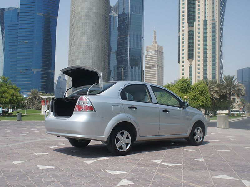 Used Chevrolet Aveo For Rent in Doha-Qatar #6331 - 1  image