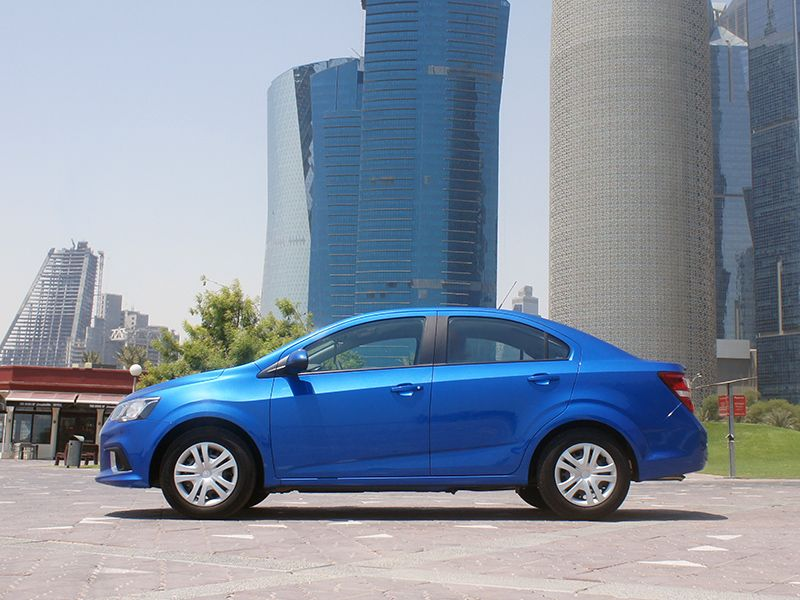 Used Chevrolet Aveo For Rent in Doha-Qatar #6334 - 1  image