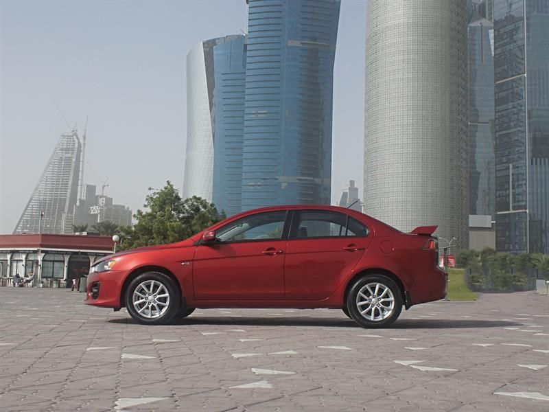 Used Mitsubishi Lancer For Rent in Doha-Qatar #6338 - 1  image