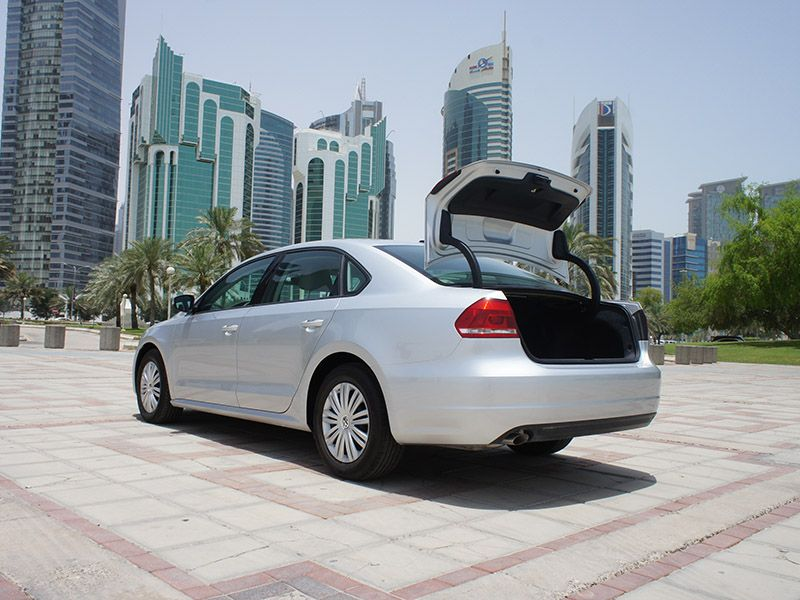Used Volkswagen Passat For Rent in Doha-Qatar #6340 - 1  image